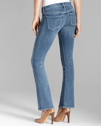 Citizens of Humanity Jeans - Emannuelle Petite Slim Bootcut in Gaze