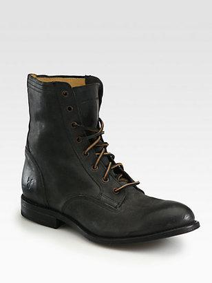 Frye Jayden Lace-Up Boot