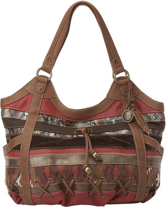 Nine West Mix Match Tote