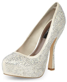 Dorothy Perkins DP Occasion Ivory gem courts