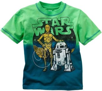 Star Wars dip-dye tee - boys 4-7