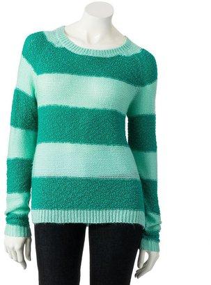 Lauren Conrad striped sweater - women's
