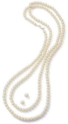 Avon Long Pearlesque Statement Strand Gift Set