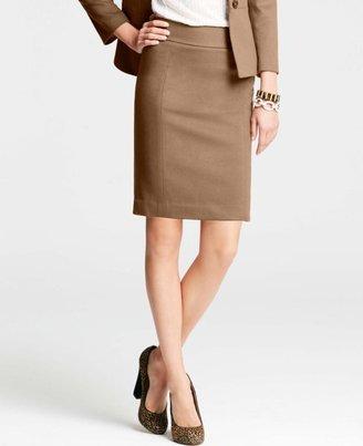 Ann Taylor Tall Wool Blend Skirt