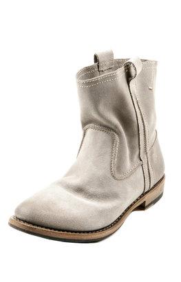 Blackstone Short Suede Western Boot