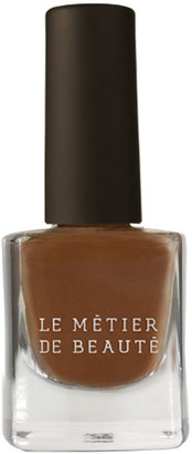 LeMetier de Beaute Le Metier de Beaute Limited Edition Nail Lacquer, Hottie Choco-Latte