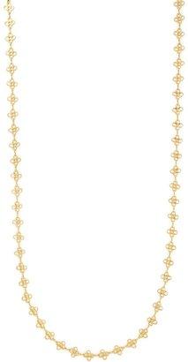 Tory Burch Mini Clover Necklace