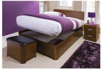 Camdon Lift-up Storage Bed Frame