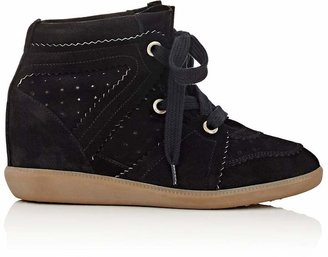 Isabel Marant Women's Bobby Wedge Sneakers