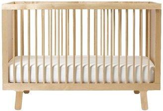 Oeuf Sparrow Crib Birch