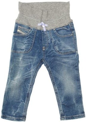 Diesel Baby-Girls Infant Panory B Elastic Waistband Jean