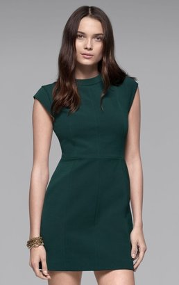 Theory Orinthia Dress in New Recovery Stretch Cotton