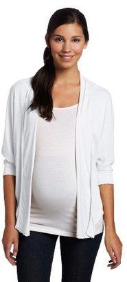 Velvet Women's Maternity Rennie Cardigan
