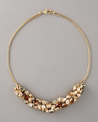 Fragments for Neiman Marcus Multi-Crystal Necklace
