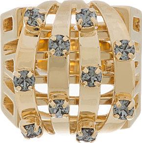 Chloé Gold & Swarovski Bianca Ring
