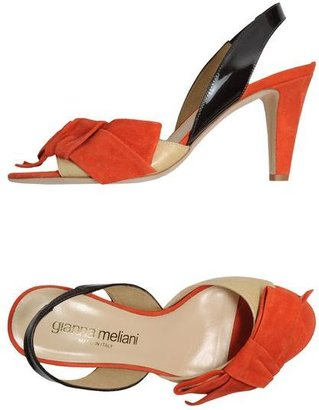 Gianna Meliani High-heeled sandals