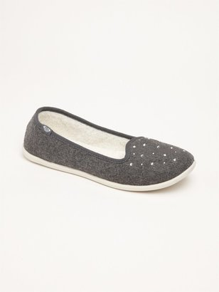 Roxy Hailey Wool Shoes