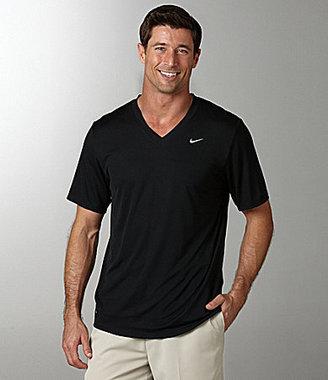Nike Challenger V-Neck Dri-FIT Tee