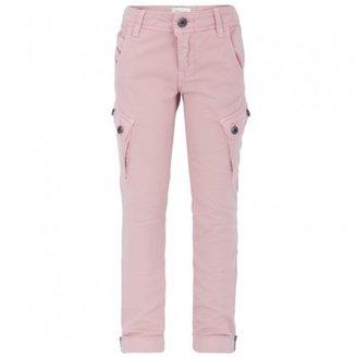 Diesel Chalk Pink Cargo Pants