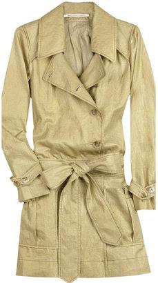 Diane von Furstenberg Amaury trench jacket