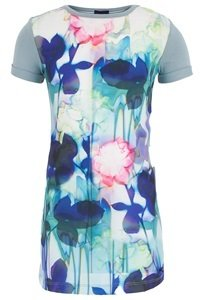 Paul Smith Jade Flower Print Dress