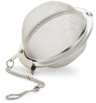Sur La Table Stainless-Steel Mesh-Ball Tea Infusers