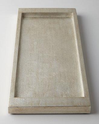 "Horchow ""Antique Silver"" Vanity Accessories"