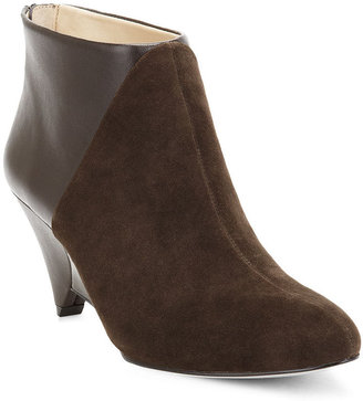 INC International Concepts Women's Haide Wedge Booties