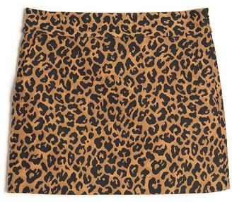 3.1 Phillip Lim Leopard Print Skirt