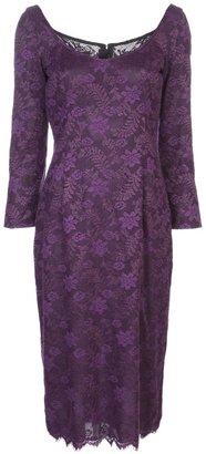 L'Wren Scott stretch lace dress