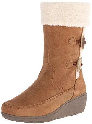 Khombu Women's Clara Snow Boot $89 thestylecure.com