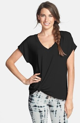 Women's Hard Tail 'Siro' Slouchy V-Neck Tee