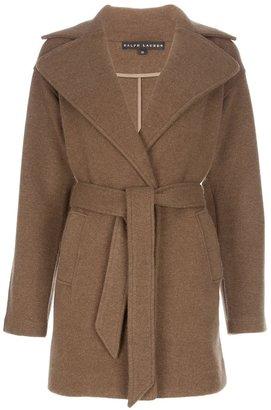 Ralph Lauren Black Label Belted coat