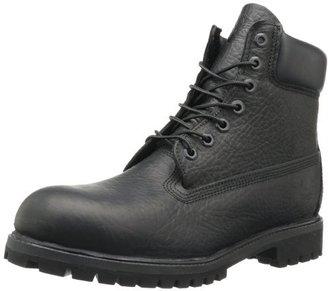 Timberland Men's 6-Inch Premium Waterproof Boot,Black,10.5 W US