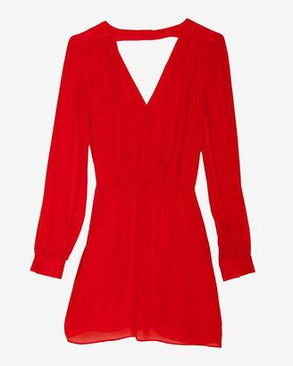 Parker Exclusve Print Wrap Dress