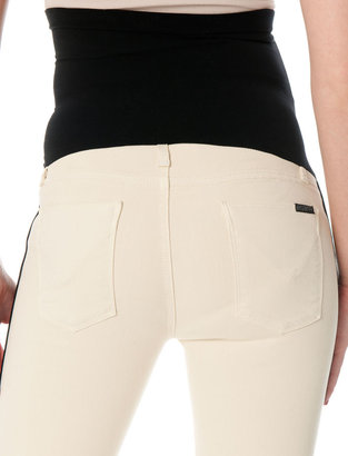 A Pea in the Pod Hudson Secret Fit Belly® Twill Signature Pocket Skinny Leg Maternity Pants