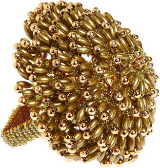 Kim Seybert Bead Burst Napkin Ring