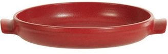 Emile Henry 12-in. Flame Top Tarte Tatin Dish, Rouge