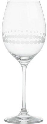 Crate & Barrel Livi White Wine Glass