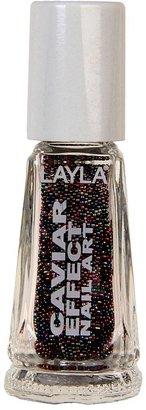 Layla - Caviar Effect Nail Polish (Tango) - Beauty