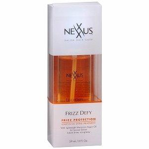 Nexxus Frizz Defy Leave In Oil Shine Treatment