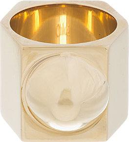 Chloé Gold Nut Babeth Ring