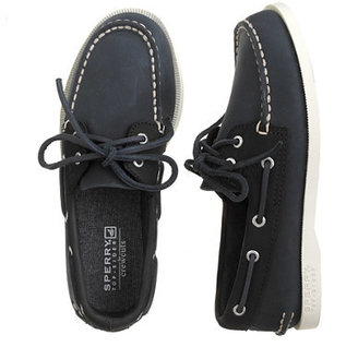 Sperry Kids' for crewcuts Authentic Original two-eye boat shoes in two tone