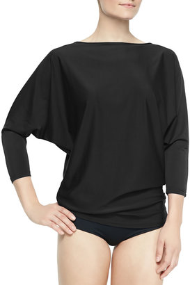 Cover UPF 50 Dolman-Sleeve Boat-Neck Tunic