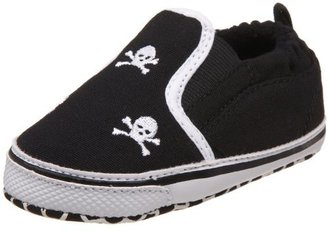 Me In Mind Infant/Toddler 602 Slip On With Skulls