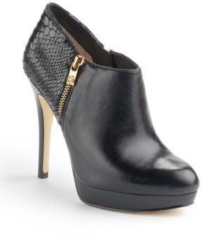 MICHAEL Michael Kors York Leather Ankle Boots