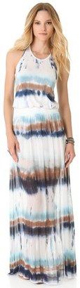 Young Fabulous & Broke June Drizzle Stripe Maxi Dress