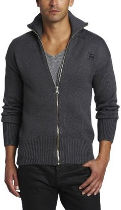 G Star G-Star Men's CL Grade Vest Knit Long Sleeve Sweater