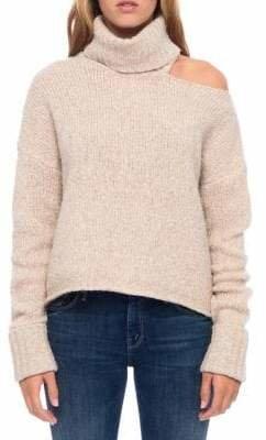 Line Kristin Cut-Out Shoulder Sweater