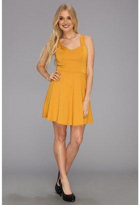 Gabriella Rocha Meera Dress (Mustard) - Apparel